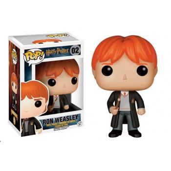 Funko POP! Harry Potter - Ron Weasley Figura 10cm