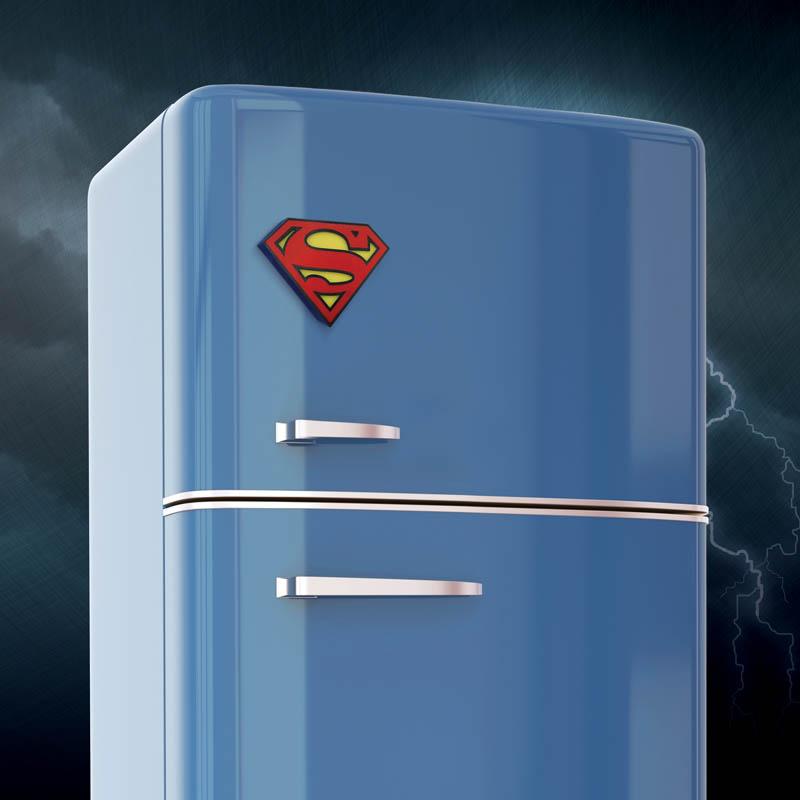 Superman Mágneses Sörnyitó