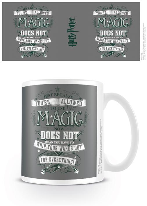 Harry Potter bögre