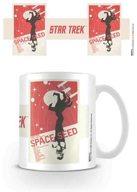 Star Trek Bögre