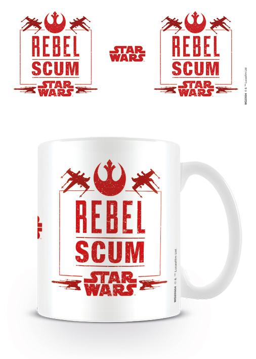 Star Wars Bögre Rebel
