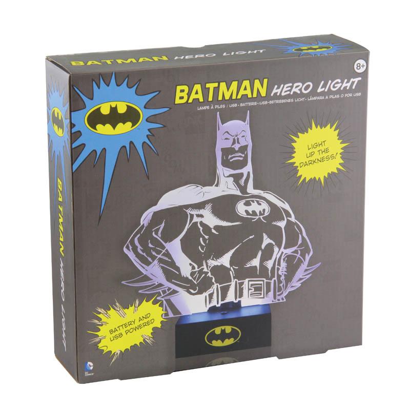 DC Comics Batman Lámpa - Hangulatvilágítás - GeekHub - Geek Elosztó ... bde638eaf1