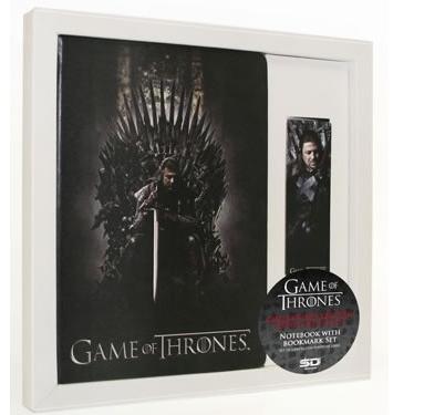 4cb9074254 A Game of Thrones Jegyzetfüzet - Throne - Ajándék Könyvjelzővel ...