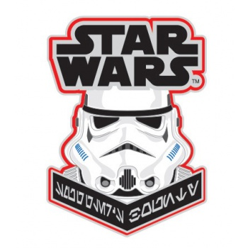 Classic Stormtrooper Kitűző