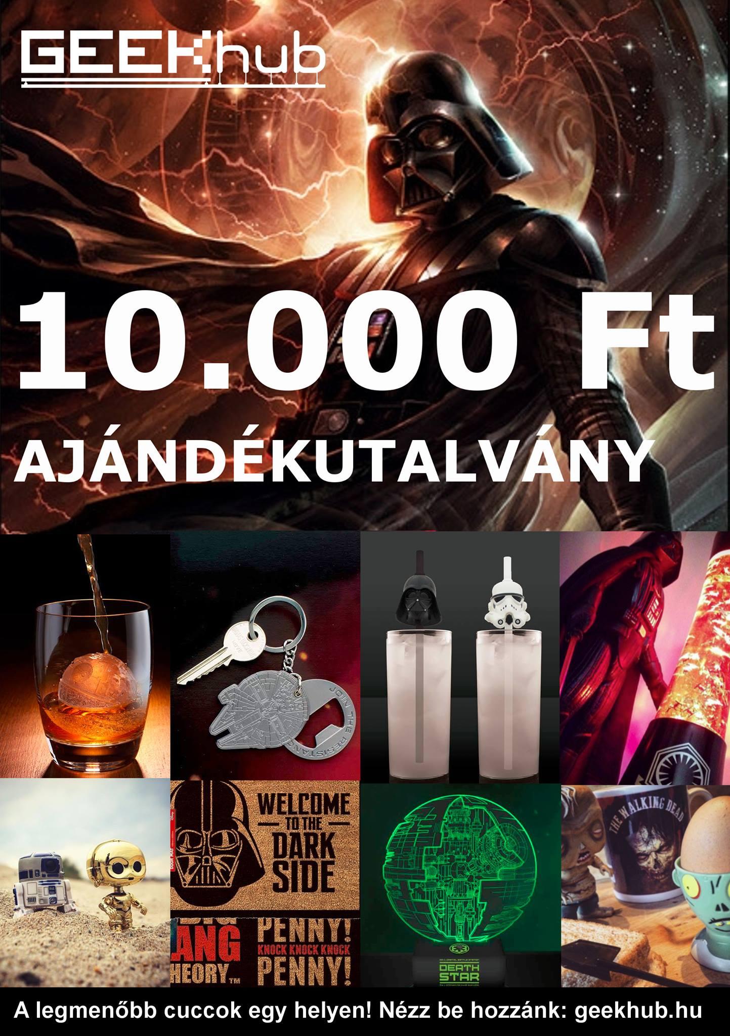 geekhub ajánédkiralvány 10000