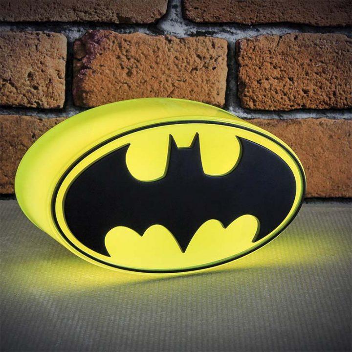 Batman lámpa