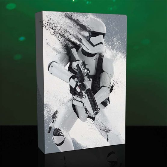 Star Wars Stormtrooper Lámpa