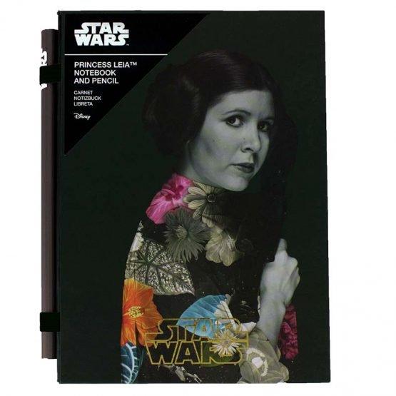 Leia jegyzetfüzet