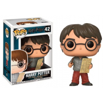 Funko Harry Potter with Marauders Map