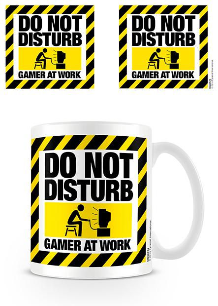 gamer bögre