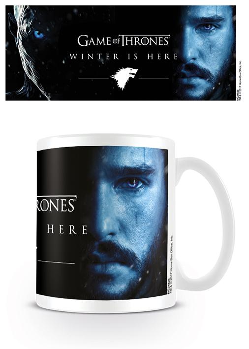 Game of Thrones bögre