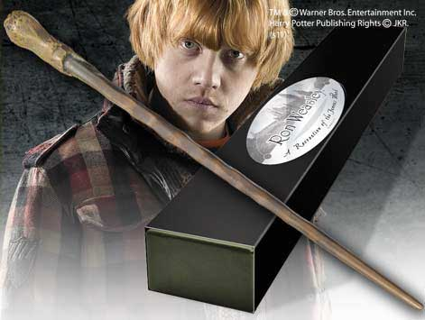 Ron Weasley varázspálca