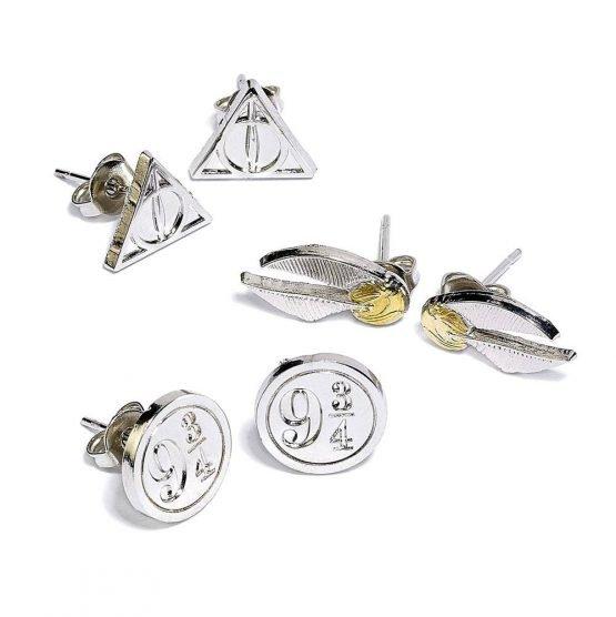 Harry Potter fülbevaló készlet