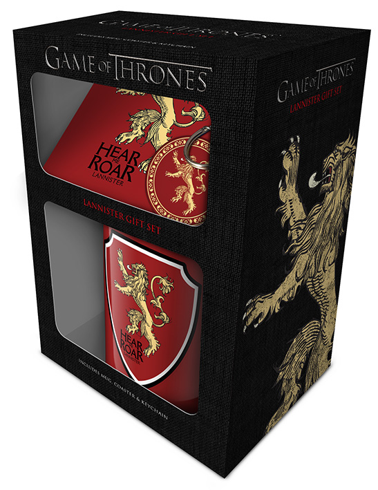 Game Of Thrones ajándék