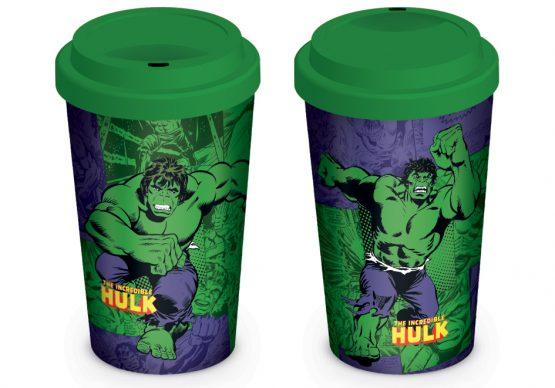 Hulk Utazó Bögre