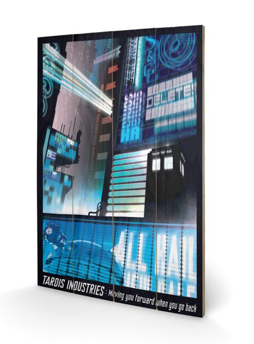 Doctor Who Poszter