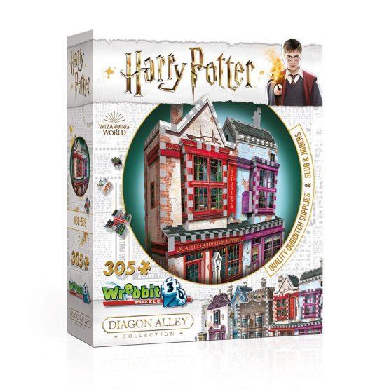 Harry Potter 3D Puzzle Abszol út