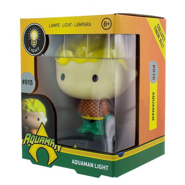 DC Aquaman 3d lámpa