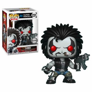 DC Lobo POP figura