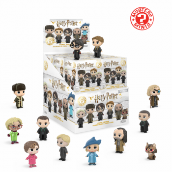 Harry Potter mistery minis