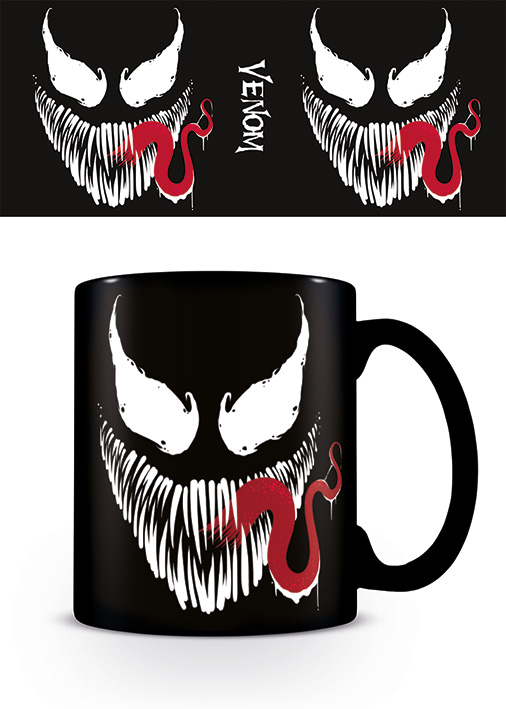 Venom bögre ajándék Marvel