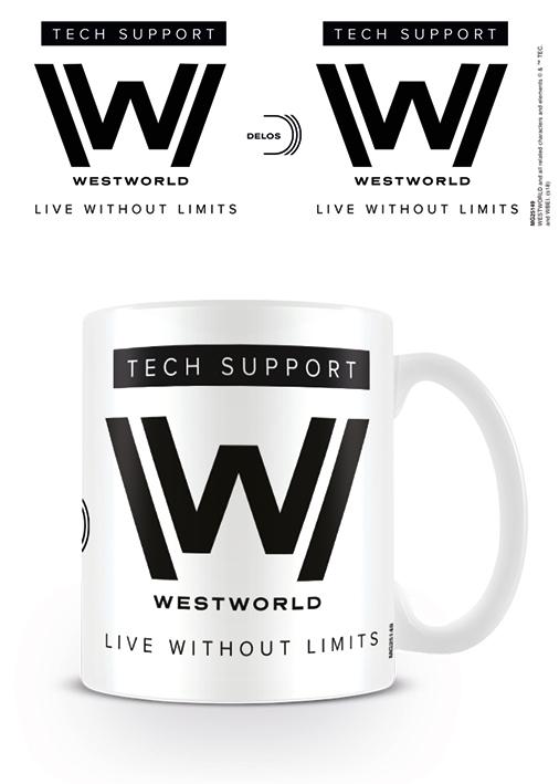 Westworld bögre ajándék