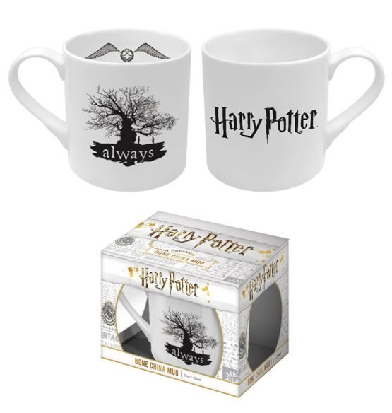 Harry Potter bögre ajándék Always