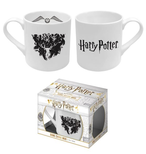 Harry Potter bogre ajándék Expecto Patronum Patrónus bűbáj