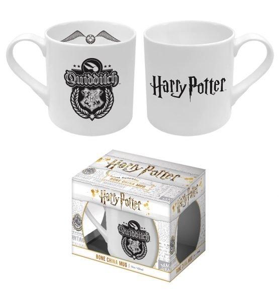 Harry Potter bögre Quidditch kviddics ajándék