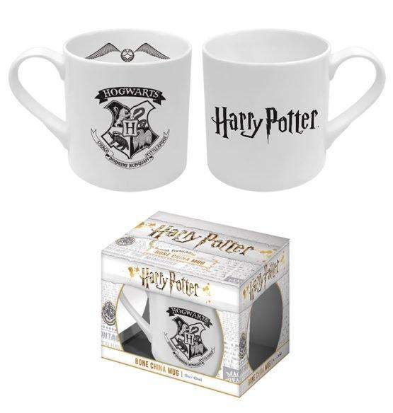 Harry Potter bögre Hogwarts Roxfort ajándék
