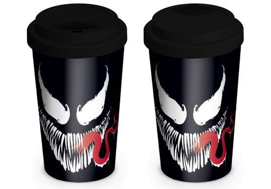 Venom utazó bögre Marvel