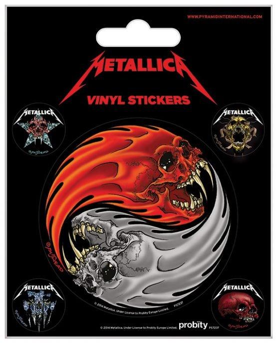 Metallica matrica metál zene