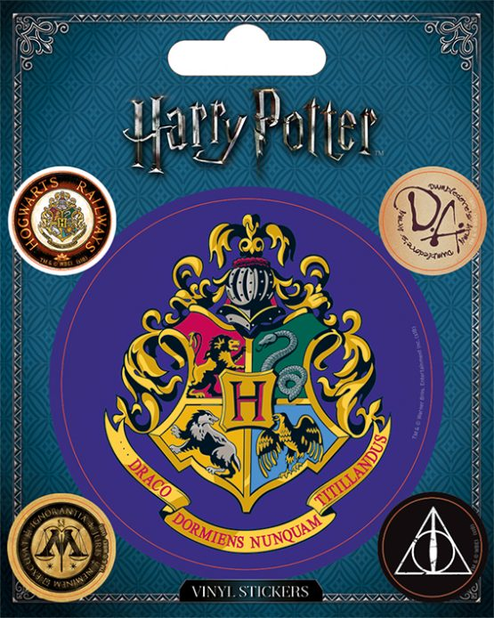 Harry Potter matrica Hogwarts Dumbledore's Army Deathly Hallows