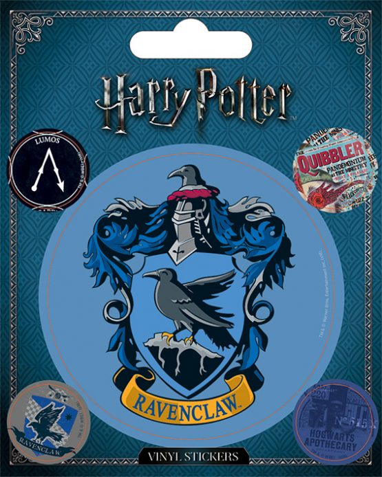Harry Potter matrica Hollóhát Ravenclaw