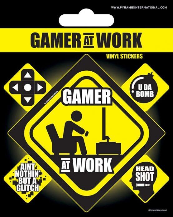 gamer matrica nerd