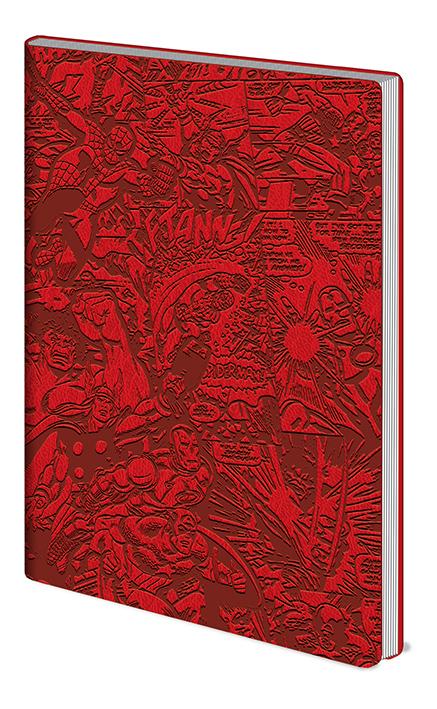 Marvel jegyzetfüzet