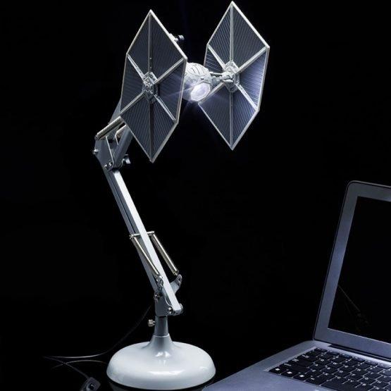TIE FIghter asztali lámpa