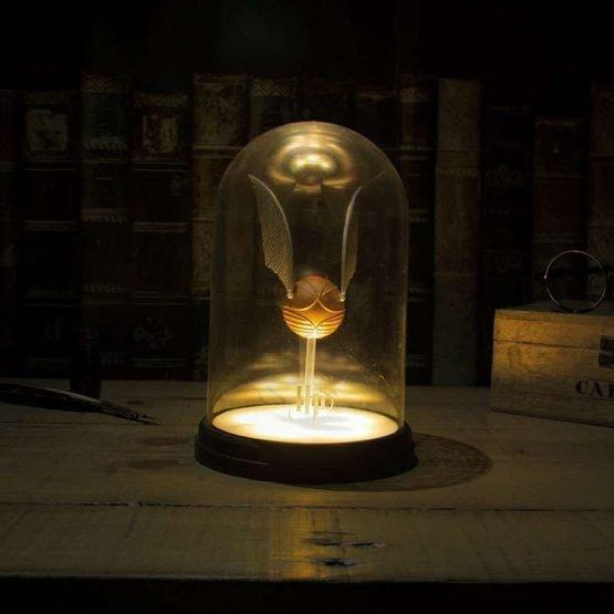 Arany cikesz lámpa