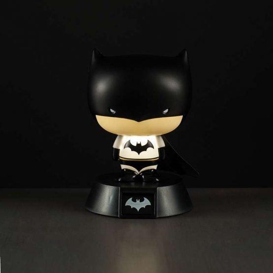 batman 3d lámpa