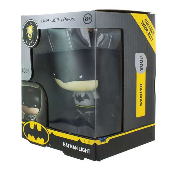 DC Comics Batman Icon Lámpa