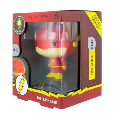 The Flash 3d lámpa