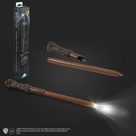 Harry Potter varázspálca világító