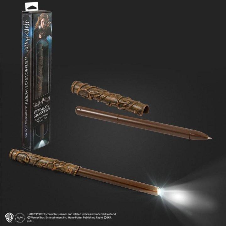 Hermione világító varázspálca