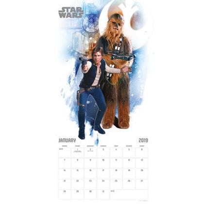 Star Wars naptár