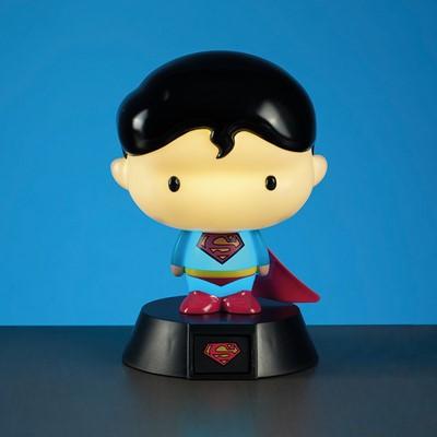 Superman 3d lámpa