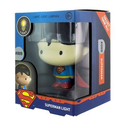 dc superman lámpa