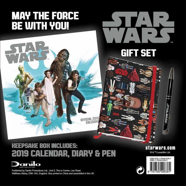 Star Wars ajándékdoboz