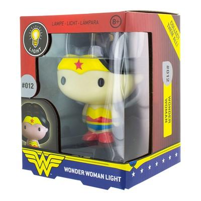Wonder Woman 3d lámpa