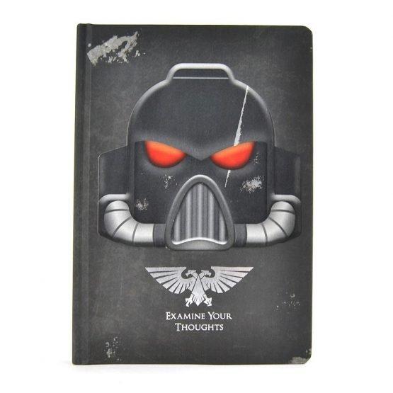 Warhammer jegyzetfüzet