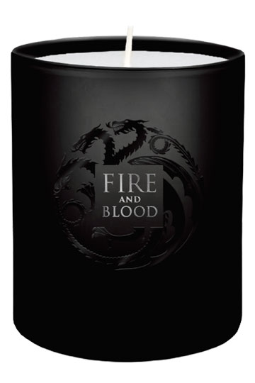 Fire and blood mécses